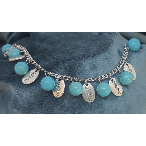 African Turquoise Beads - FOS