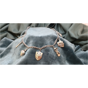Charm Bracelets without beads - Armour of God