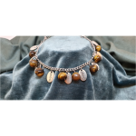 African Tigers Eye Beads - FOS